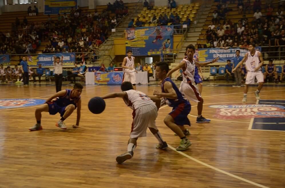 Permainan Bola Basket