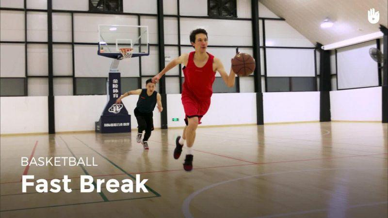 teknik fast break bola basket