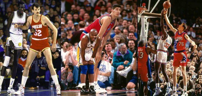 Pemain Basket Tertinggi