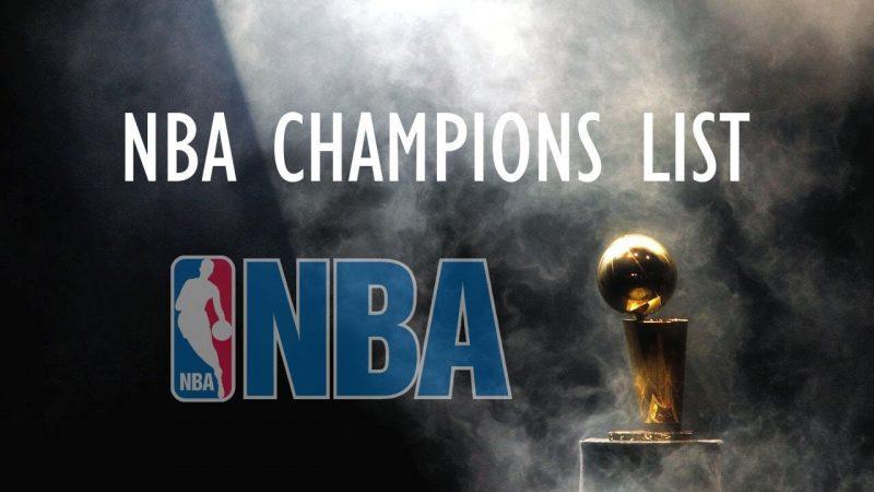Photo of Daftar Juara NBA Lengkap (Sejak 1948 Sampai 2019)