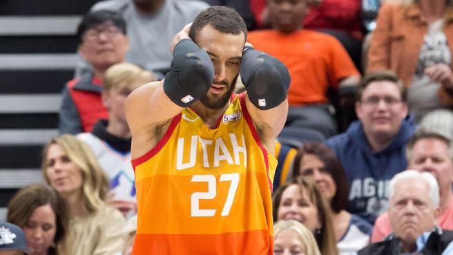 NBA 2020 Ditangguhkan